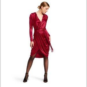 Altuzarra for Target red dress NWT XL